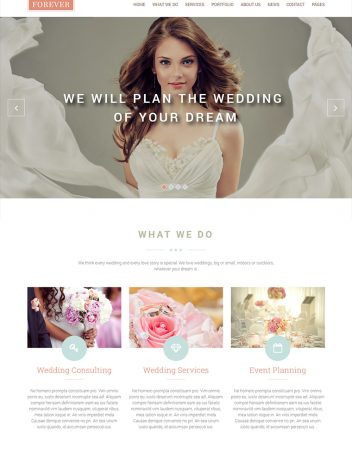 Wedding Website Portfolio